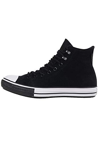 Converse Herren Schnürschuhe Chuck Taylor All Star Winter Waterproof schwarz (200) 45