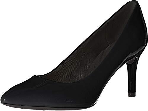 Rockport Tm75mmpth Vestido de tacón Liso para Mujer, Negro (Black Patent 1),...