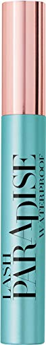 L'Oreal Paris Paradise Waterproof Mascara Black for Intense Volume and Spectacular Length Enriched with Castor Oil