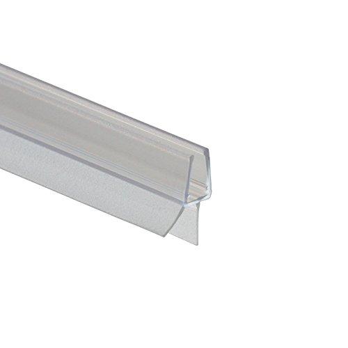 Schulte D2972 Dichtung für Duschabtrennung, transparent, 120 cm