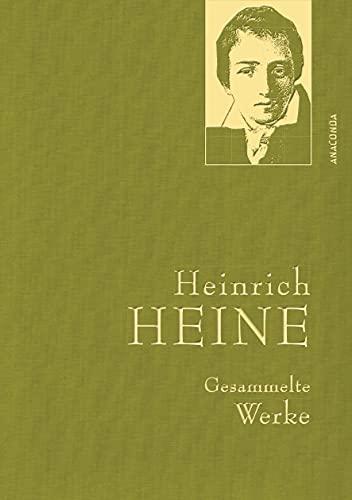 Heine,H.,Gesammelte Werke (Anaconda Gesammelte Werke, Band 1)