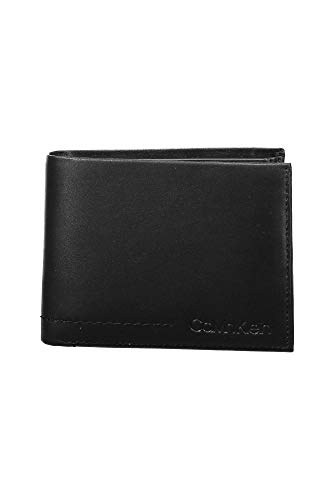 Calvin Klein Flex 10CC Coin Pass Black