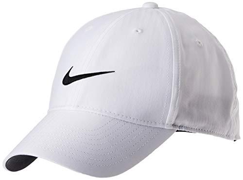 Nike Unisex Nike Legacy91 Tech Hat, White/Anthracite/Black, Misc