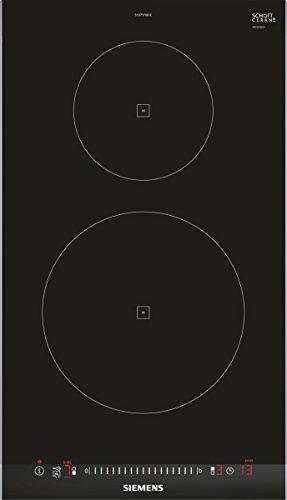 Plaque Induction 2 feux-Siemens EH375FBB1E - Plaque de cuisson Induction - Dimensions produit (LxP en cm) : 30.2 / 52