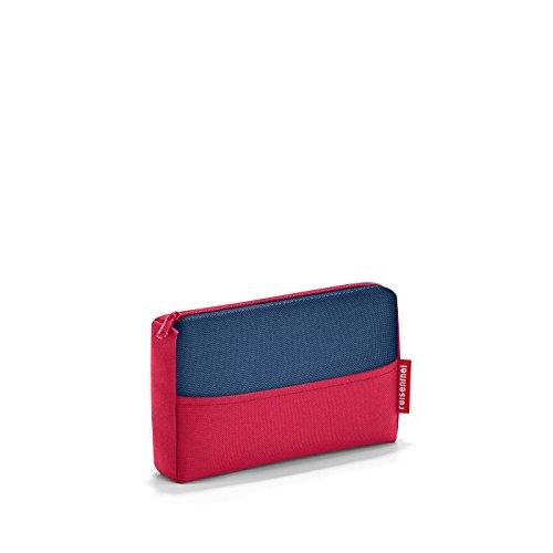pocketcase 17,5 x 11 x 3 cm 0,5 Liter red