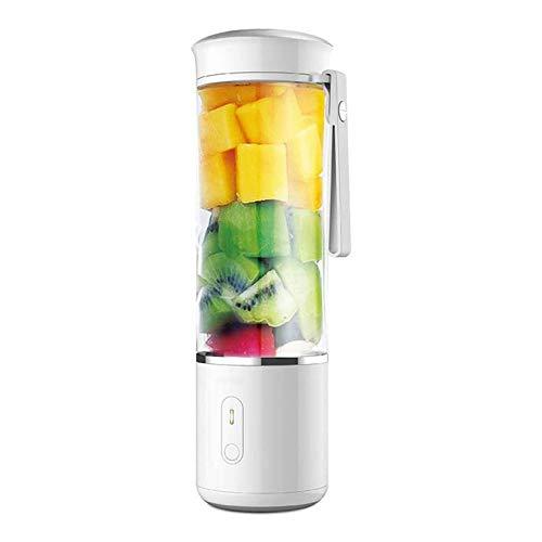 LKNJLL Blender portátil, licuadora de tamaño Personal para Batidos y Batidos Mini Juicer Cup 16 OZ...