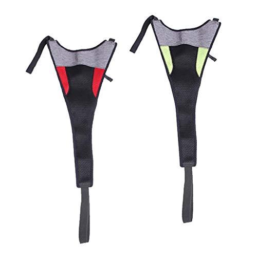 T TOOYFUL Cubierta Protectora para El Sudor de Bicicleta de Montaña Cubierta de Red para Protección de Cuadro de Ciclismo Interior
