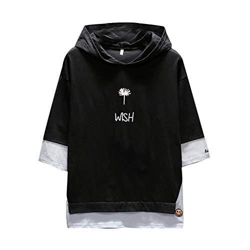 Camisetas Mangas Cortas Easy Short Sleeve Camiseta Logo tee Crew Neck Noos Graphic Camiseta para Hombre