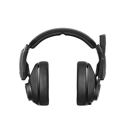 HANYF Casque Gaming, Surround Basse De Son Surround Xbox 360, 7.1 Microphone Sonore/Réduction du Bruit Surround/Bluetooth sans Fil, Adapté pour Les Jeux Adultes