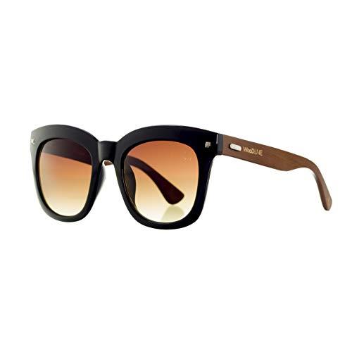 Óculos de Sol Wood Lince Bambu Mary Jane PM