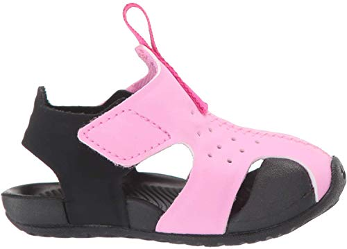 Nike Unisex Kinder Sunray Protect 2 Sandale, Psychic PINK/Laser Fuchsia-BLA, 21 EU