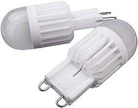 GHC LED Gloeilampen Mini LED-lamp LED-lamp 220 V 7W LED-licht Keramische Hoge Power Crystal Kroonluchter Dimbaar 360 Grade...