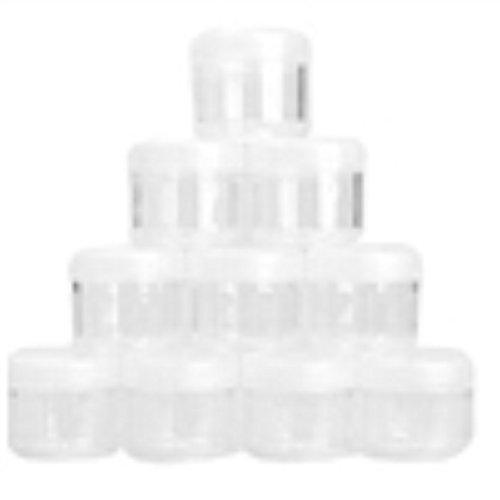 Demarkt Kosmetik Leere Box kosmetische Behälter Makeup Lidschatten Gesicht Creme Pulver Glitter Container Flasche mit Deckel 20g