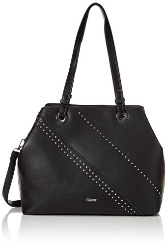 Gabor Nette, Zip Shopper L Donna, Nero, L