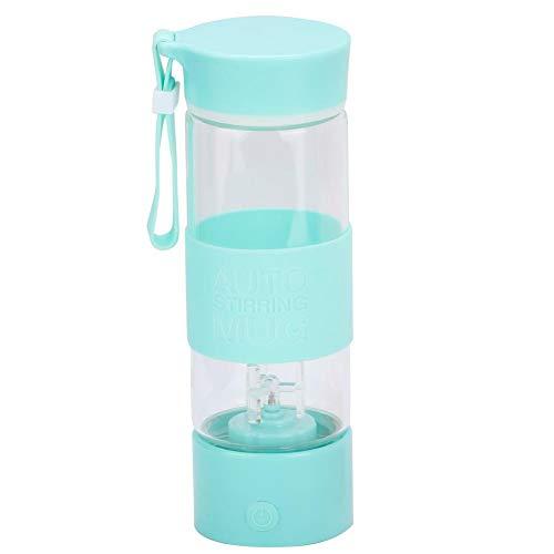 400 ml elektrische automatische koffiemengfles melk roerbeker voor gebruik op kantoor buiten