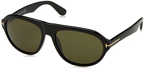 Tom Ford Sonnenbrille Ivan (58 mm) schwarz