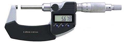 Gowe Digimatic extérieur Micromètre Range : 0–25 mm