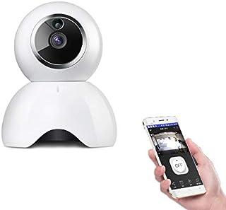 XW Cámara De Seguridad Inalámbrica con El Teléfono Celular Aplicación Vigilancia WiFi HD Visión Nocturna Llamada De Dos Vías Detección De Movimiento Conveniente para La Oficina/Perro/De Bebé