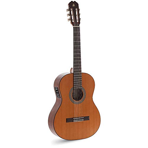 Admira - Guitarra Juanita-Electrificada Fishman, ADM0510EF