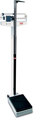 Escalas médicas - Báscula clase III - Báscula mecánica columna - Báscula doble romana con tallímetro - Mod. C201