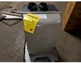 WEIL MCLAIN WM-ECO-155/383-800-002 155,000 BTU HIGH EFFICIENCY WALL MOUNT NATURAL GAS FIRED HOT WATER CONDENSING BOILER, 95.1% 120/60/1