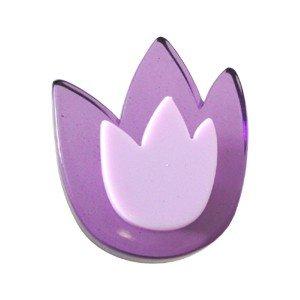 Lafinesse bouton de meuble/armoire/lilane tulipe pommo designs