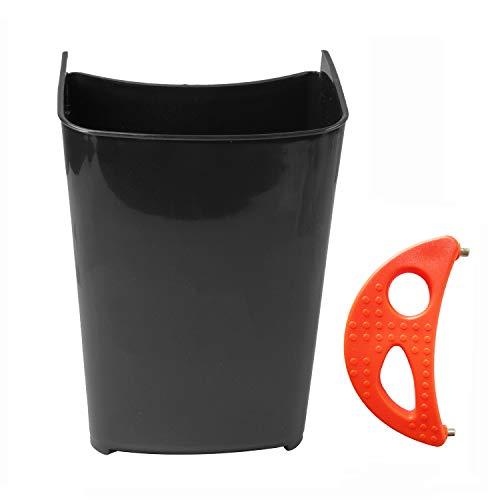 Halbmondwerkzeug und Zellstoffsammler für Jack Lalanne Power Juicer CL003AP Entsafter Ersatzteile