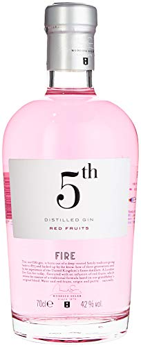 5th Red Fruits Fire Gin (1 x 0.7 l)