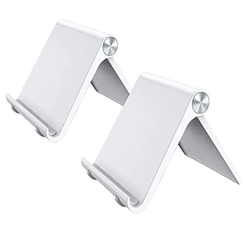 INVID 2 soportes para teléfono móvil, tableta, smartphone, compatible con iPhone Pad Mini Pro