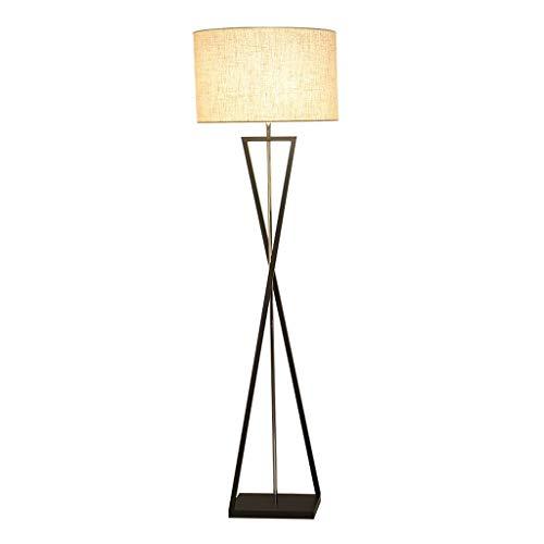 LED Vloerlamp Art Moderne Staande Lichten Woonkamer Slaapkamer E27 Nordic Home Verlichting armatuur Bedzijden Vloer Licht Nacht Stand Licht Amerikaanse Retro Deco