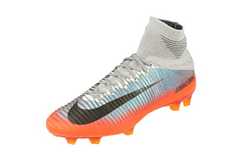 Nike Mercurial Superfly V CR7 FG Cleats [Cool Grey] (11)