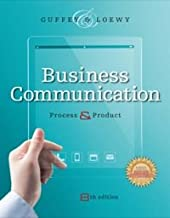 Business Communication Process & Product 8th Edition