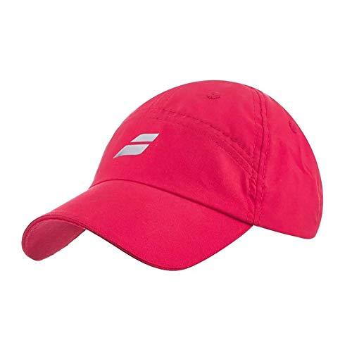 Babolat Microfiber Cap Gorra, Unisex Adulto, Red Rose, Talla Única