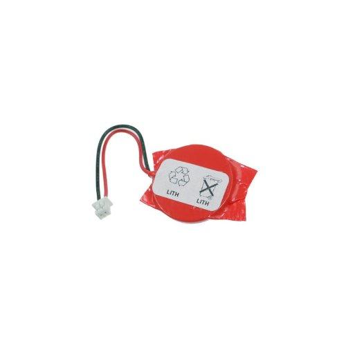 Backup Zelle/Akku 3 V 220 mAh / CR2032 mit Stecker, Knopfzelle