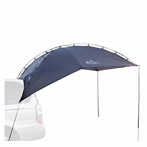Threesome Tienda de campaña resistente al agua, toldo de coche Sun Shelter, auto Canopy Camper Trailer Tent Roof Top