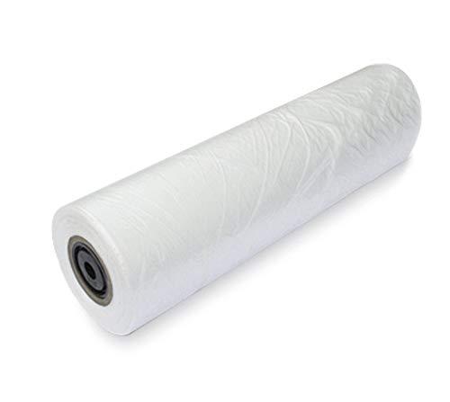 Hygienefolie für Solarium 1000 m x 70 cm x 12 my
