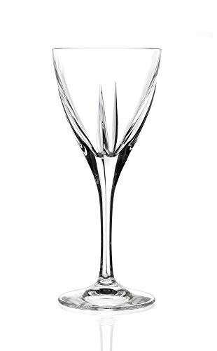 RCR Crystal Fusion Verres à vin Blanc, Lot de 6