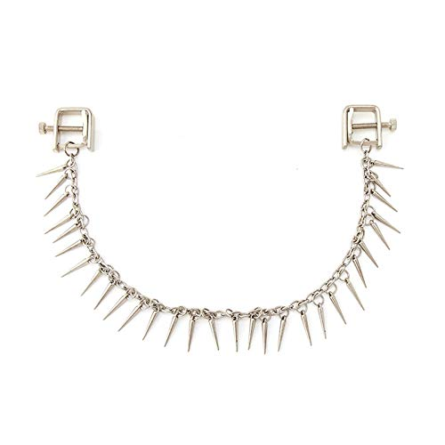 LBBD RrAL - Pinzas de acero inoxidable para decoración de camiseta (tallas pequeñas)
