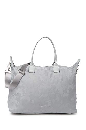 Ted Baker Camo Reflective Large Nylon Tote