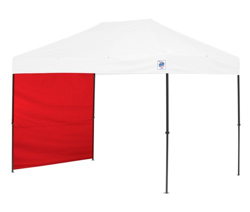 E-Z UP 12' Speed Shelter Sidewall, Blue, Truss Clips