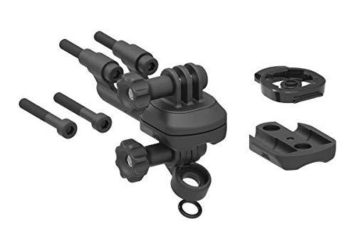 Lezyne X-Lock Duo voor GPS en LED fiets stuurhouder, zwart, One Size