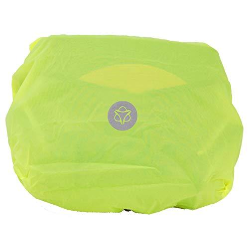 AGU Performance Regenhoes Fietstas - Raincover voor kleinere stuurtassen - Maat XS - Neon geel