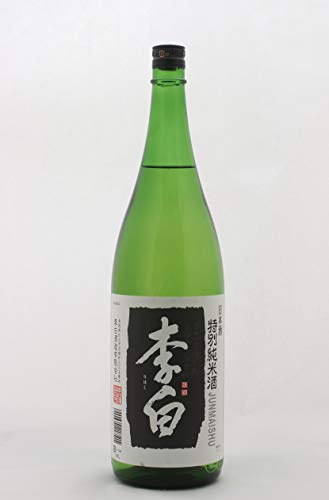 李白 特別純米酒 [ 日本酒 島根県 1800 ]