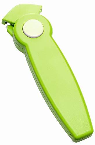 Schraubdeckelöffner - Glasöffner (Grün)