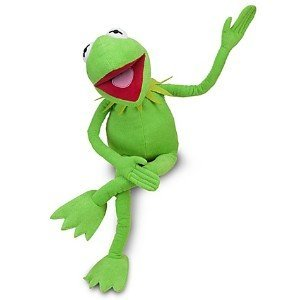The Muppets - Kermit the Frog Soft Toy
