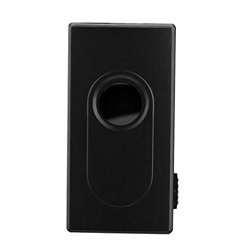 teng hong hui V4.2 Receptor Transmisor inalámbrico Bluetooth estéreo de 3,5 mm Bluetooth vinculado o Adaptador de Baja latencia Pares para PC TV Auriculares