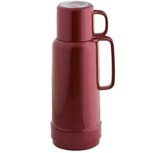 ROTPUNKT Isoflasche Nr.80 1,0l in Burgund, Kunststoff, 20 x 10 x 10 cm