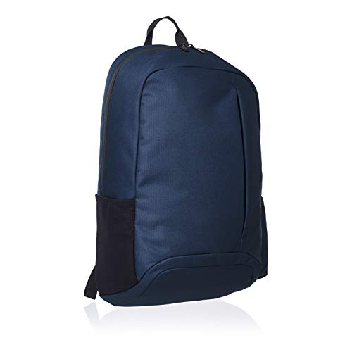 "Amazon Basics, zaino Everyday, per laptop fino a 15"", blu navy"