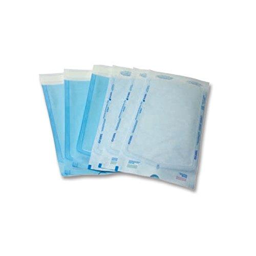 Ek - Buste autosigillanti per la sterilizzazione misura 14x25 cm.