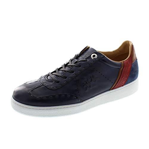 La Martina Schuhe - Sneaker LFM201031 - Jeans, Schuhgröße:42